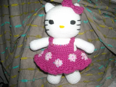 encore une petite kitty (20cm)