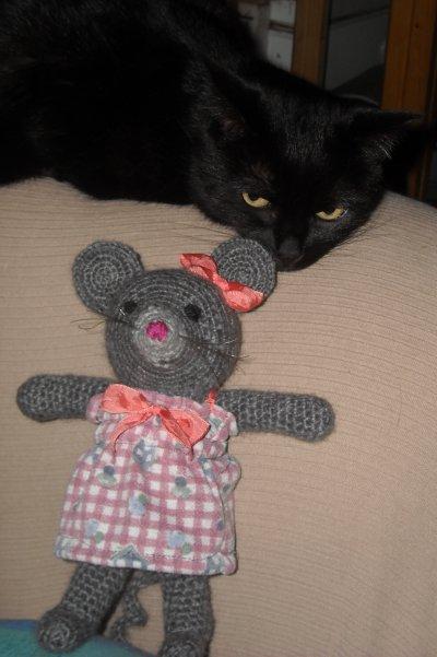 encore la petite souris ici avec Cosmic