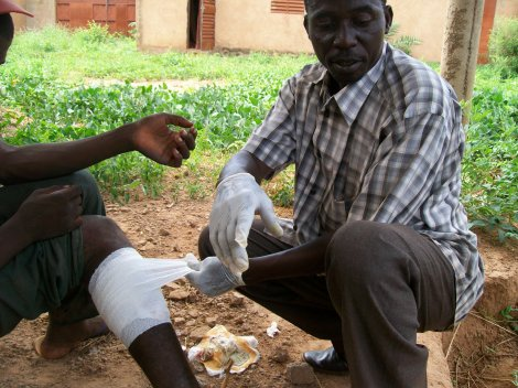 Ayons un regard solidaire envers les malades mentaux au Nord du  Burkina Faso