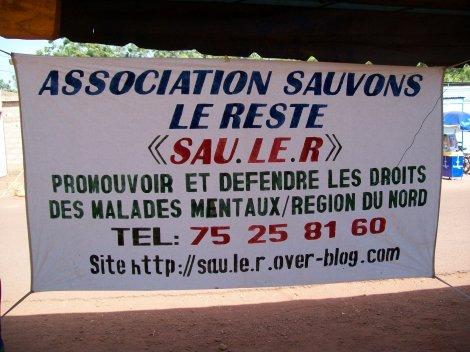 """Les actions de l'Association Sauvons Le Reste '"""" SAULER'' au Nord du Burkina Faso"""