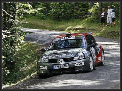 Auto de rallye