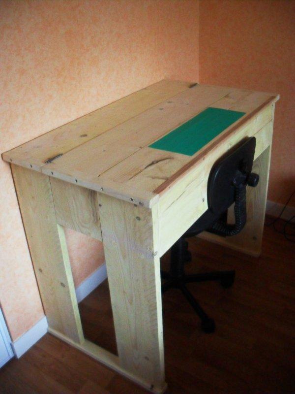 Nouvelle Table A Maquette