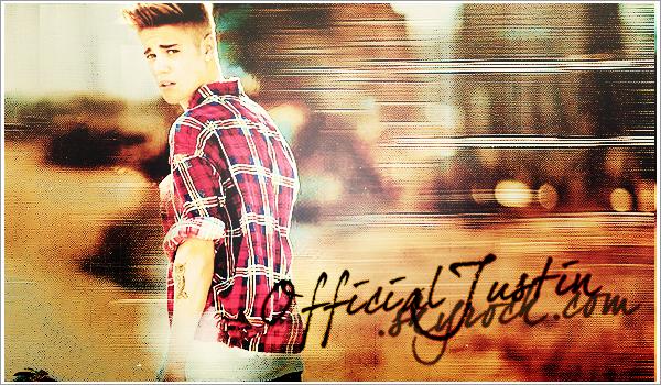OFFICIALBIEBER.SKY ♦Ta source d'actu' sur le beau Justin Bieber!