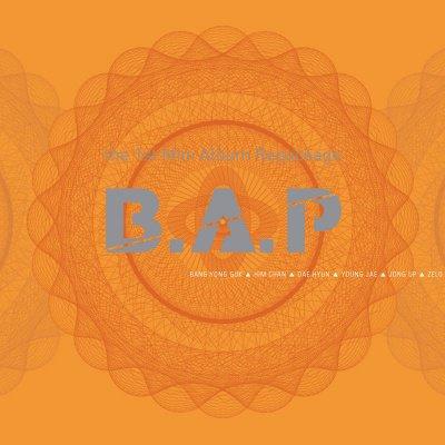 Crash (Repackaged Album) / Crash -- B.A.P (2012)