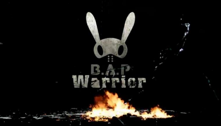 WARRIOR / WARRIOR -- B.A.P (2012)