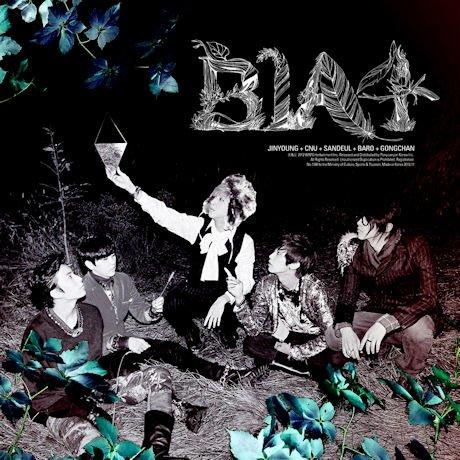 B1a4 The 3rd Mini Album [in Th / B1A4 -- Tried To Walk (2012)