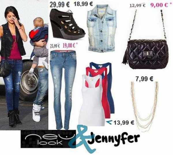 Dress Like Selena Gomez