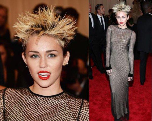 Tenue Miley