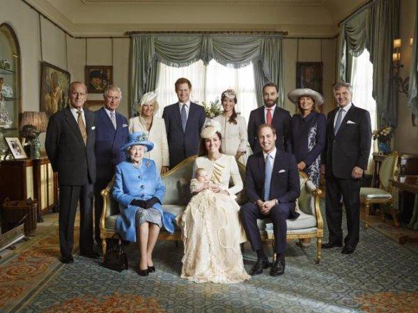 The baby royal