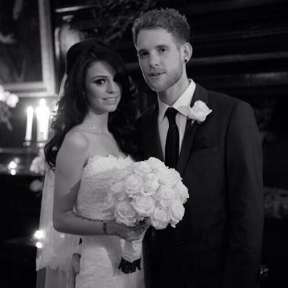 Cher lloyd robe du mariage