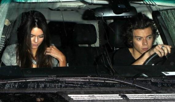 Harry styles et Kendall jenner en couple?