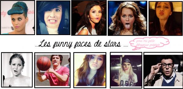 Funny Faces ♥ Article d'une anonyme sur le compte des bloggeuses ^^