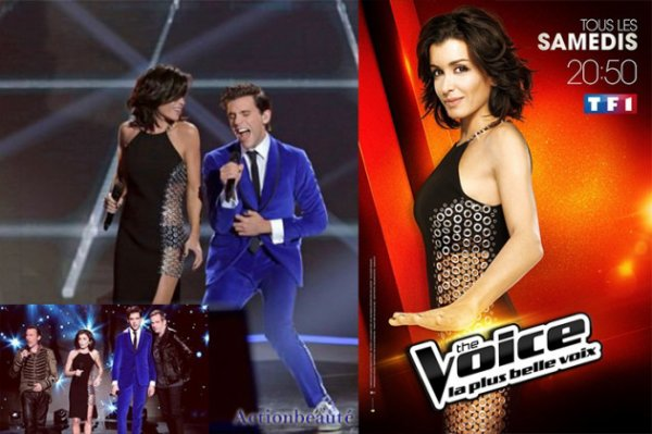 Jenifer the voice 3