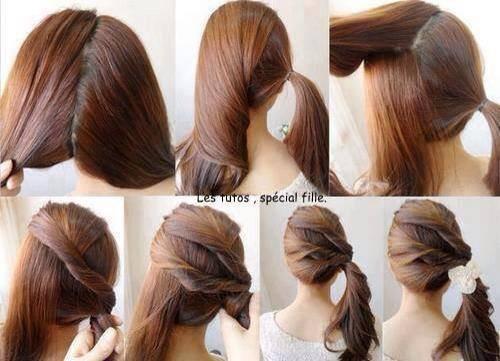 #Tuto hair