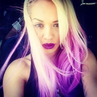 #Hair Rita Ora