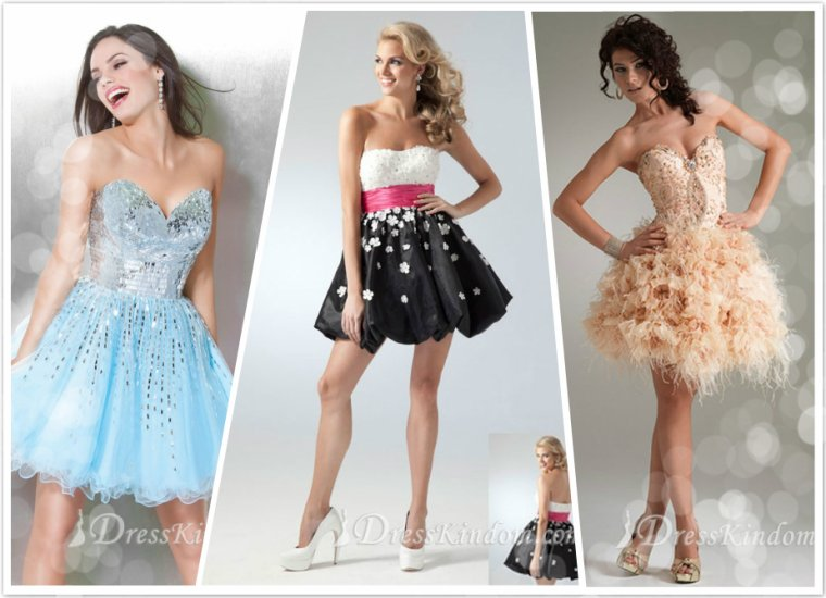Find your perfect homecoming dresses