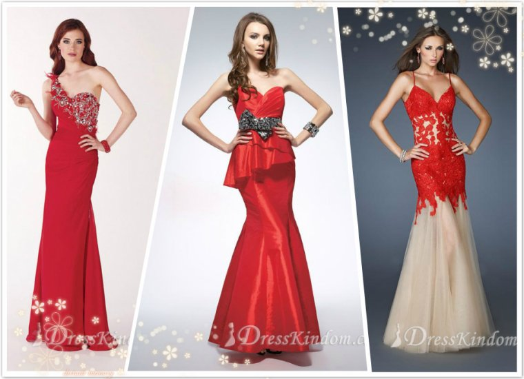 What kind of Evening dress most suitable for you