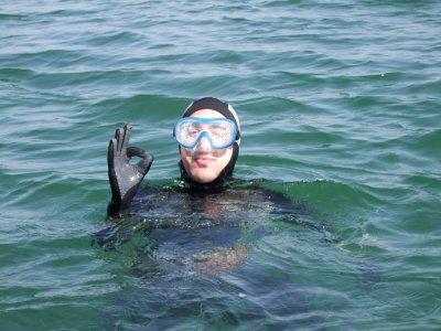 La plongé en apnée