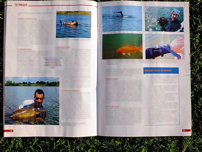 Magazine Carpe Passion n°38 Juillet-Aout 2013