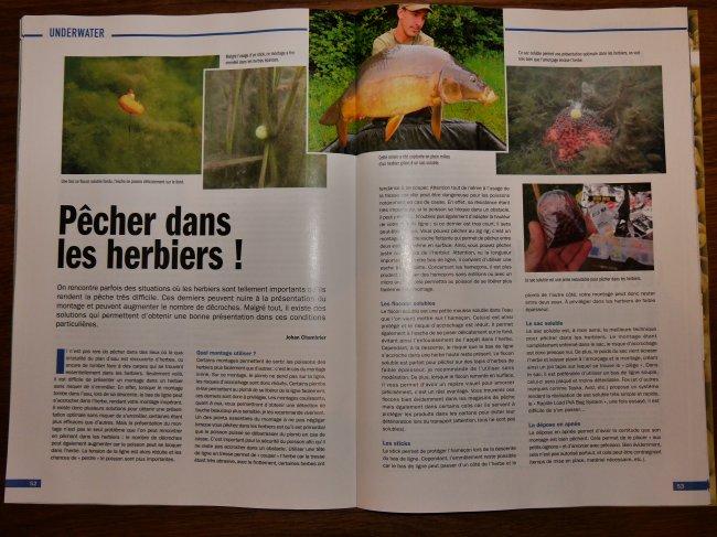 Magazine Carpe Passion n°40 janvier fevrier 2014