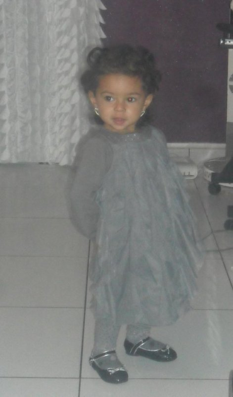ma petite fille la camelia