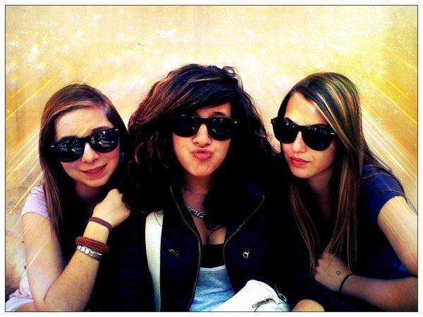 C'est filles je les adores ♥