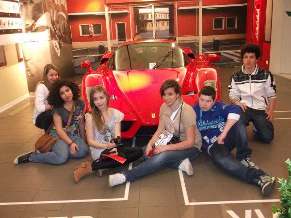 Avec mes amis en Italy ♥