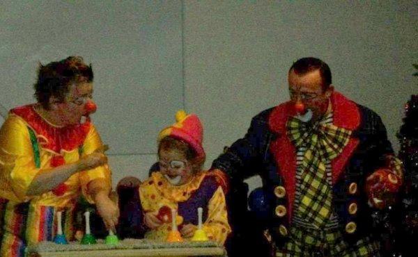 une autre de mes passion les clowns