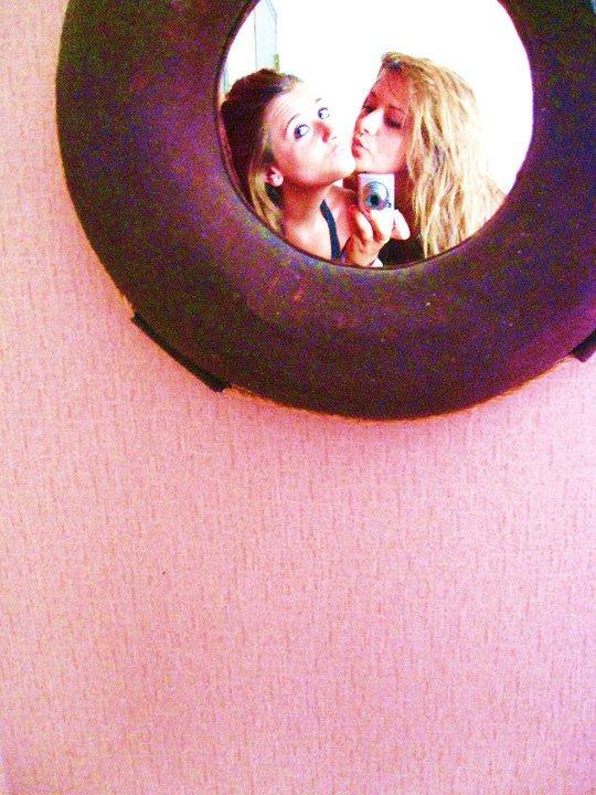 Maeva et moi