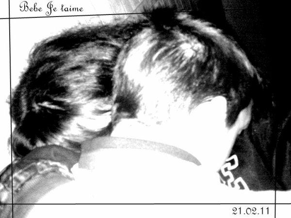 ♥ Mon Homme ♥ D'ja 6 Mois D'bonheur Avk Toi ♥