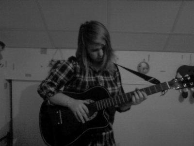 La musique, une de mes passions...