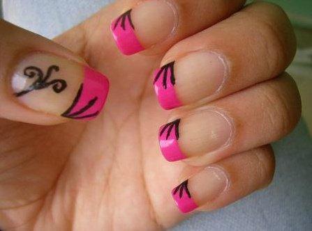 ✦ Nail art gagnant du concours n°3. ✦