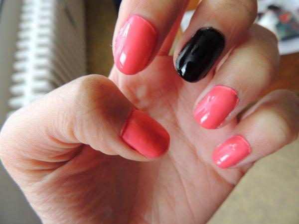 ✦  Wet nails effect. ✦