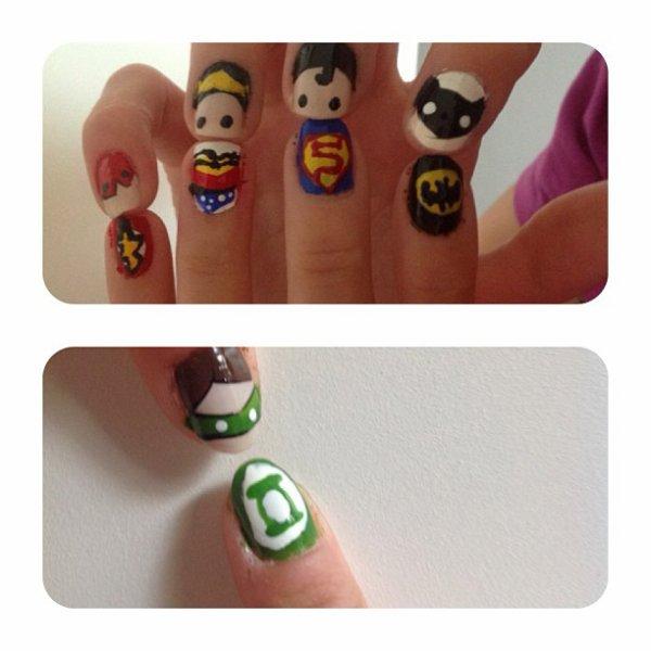 ✦ Super héros. ✦
