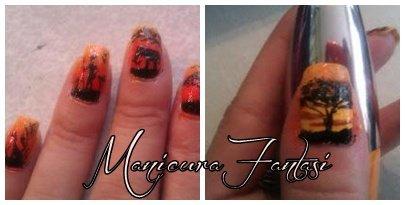 ✦ Nail art gagnant (5ème concours). ✦