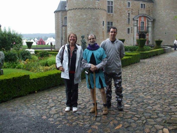 Château de Lavaux St-Anne
