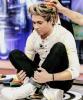 """""""Je préfère être un garçon qui joue avec des avions en papier, qu'un homme qui joue avec le c½ur des femmes.""""   Niall Horan"""