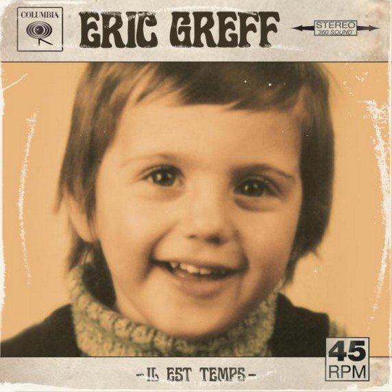 Helmut Fritz (re)devient Eric Greff : écoutez son (premier) single !