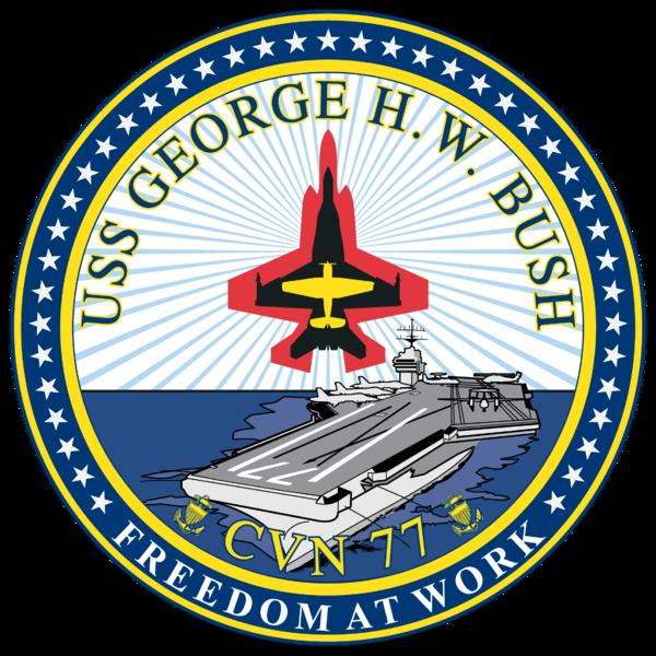 USS GEORGE H. BUSH