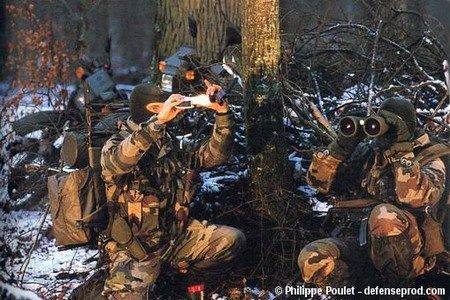 FORCES SPECIALES FRANCAISE : LE 13e RDP