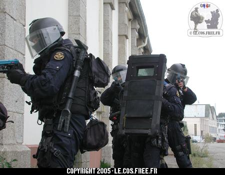 FORCES SPECIALES FRANCAISE : COMMANDO DE MARINE ECTLO