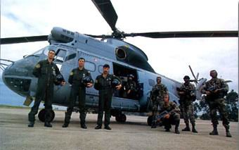 FORCES SPECIALES FRANCAISES : LE RESCO