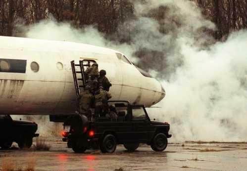 FORCES SPECIALES ETRANGERES : GROM : GRUPA REAGOWANIA OPERACYJNO MOBILNEGO