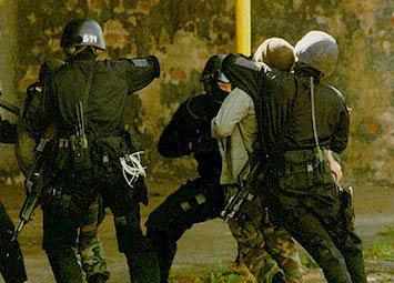 FORCES SPECIALES ETRANGERES : LE KSK : KOMMANDO SPEZIALKRÄFTE