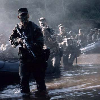 FORCES SPECIALES ETRANGERES : UNITED STATES RANGERS