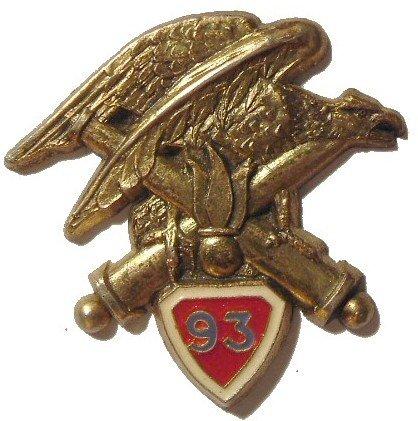 93e REGIMENT D'ARTILLERIE DE MONTAGNE