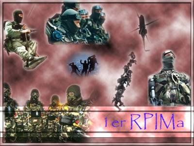 HISTOIRE DU 1er RPIMa