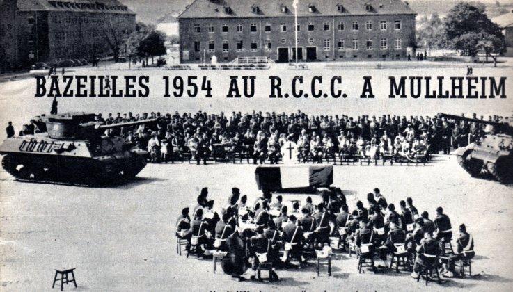 R.C.C.C. : REGIMENT COLONIAL DE CHASSEURS DE CHARS