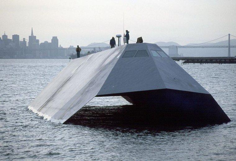 LE SEA SHADOW ( IX-529 )