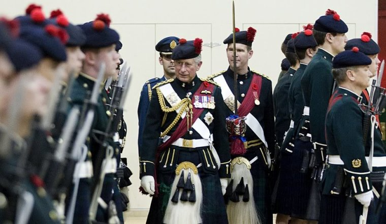 BLACK WATCH ( ROYAL HIGLAND REGIMENT )